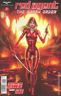 Red Agent Human Order (2016 Zenescope) 7A