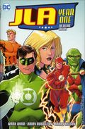 JLA Year One HC (2017 DC) The Deluxe Edition 1-1ST