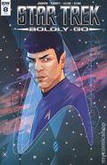Star Trek Boldly Go (2016 IDW) 8RIB