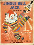 Jingle Bell Jack HC (1955 Rand McNally) A Ding Dong School Book 1-1ST