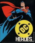 DC Heroes Role-Playing Game (1989 Mayfair Games) Box Set 2nd Edition BOX#1