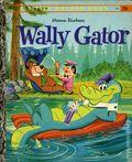 Hanna-Barbera Wally Gator HC (1963 Golden Press) A Little Golden Book 502