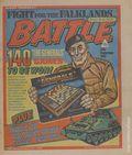 Battle (1981-1983 IPC Magazines) UK 386