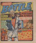 Battle (1981-1983 IPC Magazines) UK 422