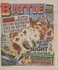 Battle (1986-1987 IPC Magazines) UK 605