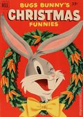 Dell Giant Bugs Bunny's Christmas Funnies (1950) Canadian Edition 2