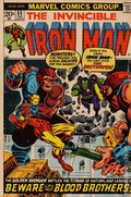 Iron Man (1968 1st Series) National Diamond 55NDS