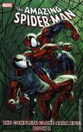 Amazing Spider-Man The Complete Clone Saga Epic TPB (2016 Marvel) 2nd Edition 4-1ST