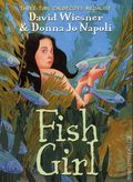 Fish Girl GN (2017 Clarion Books) 1-1ST