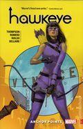 Hawkeye TPB (2017- Marvel) By Kelly Thompson 1-1ST