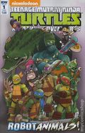 Teenage Mutant Ninja Turtles Amazing Adventures Robotanimals (2017 IDW) 1SUB