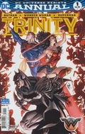 Trinity (2016) Annual 1