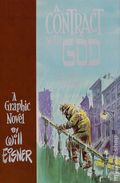 A Contract with God and Other Tenement Stories HC (1985 Kitchen Sink) Limited Signed Edition By Will Eisner 1-1ST