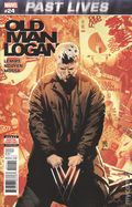 Old Man Logan (2016 Marvel) 24A