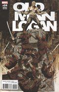 Old Man Logan (2016 Marvel) 24C