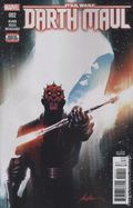 Star Wars Darth Maul (2017 Marvel) 2D