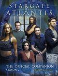 Stargate Atlantis The Official Companion SC (2005-2008) 2-1ST