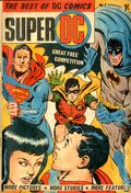 Super DC (1969 Top Sellers) UK Comic 2UK