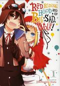 Red Riding Hood and the Big Sad Wolf GN (2017 A Seven Seas Digest) 1-1ST