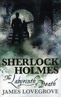 Sherlock Holmes The Labrynth of Death SC (2017 A Titan Books Novel) 1-1ST