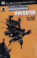 DC Comics/Dark Horse Comics: Batman vs. Predator TPB (2017) 1-1ST