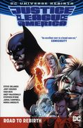 Justice League of America Road to Rebirth TPB (2017 DC Universe Rebirth) 1-1ST