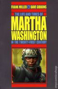 Life and Times of Martha Washington in the 21st Century TPB (2017 Dark Horse) 2nd Edition 1-1ST