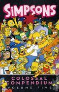 Simpsons Comics Colossal Compendium TPB (2013-Present Bongo) 5-1ST
