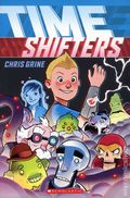 Time Shifters GN (2017 Scholastic Graphix) 1-1ST