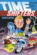 Time Shifters HC (2017 Scholastic Graphix) 1-1ST