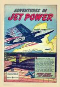 Adventures in Jet Power (1950) General Electric giveaway 1950SS
