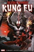 Deadly Hands of Kung Fu Omnibus HC (2016 Marvel) 2A-1ST