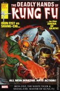 Deadly Hands of Kung Fu Omnibus HC (2016 Marvel) 2B-1ST