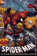 Spider-Man Omnibus HC (2017 Marvel) By David Michelinie and Eric Larsen 1-1ST