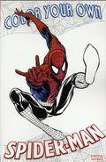 Color Your Own Spider-Man SC (2017 Marvel) 1-1ST