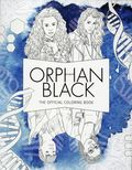 Orphan Black The Official Coloring Book SC (2017 Insight Editions) 1-1ST