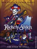 Rickety Stitch and the Gelatinous Goo HC (2017- Knopf) 1-1ST