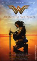 Wonder Woman PB (2017 Titan Books) The Official Movie Novelization 1-1ST