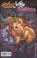 Street Fighter vs. Darkstalkers (2017 Udon) 2A