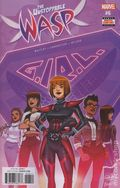 Unstoppable Wasp (2016 Marvel) 6