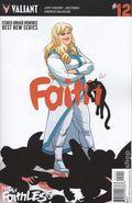 Faith (2016 Valiant 2nd Series) 12A