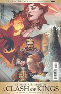 Game of Thrones A Clash of Kings (2017 Dynamite) 1A