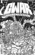 Gwar Orgasmageddon (2017 Dynamite) 1E