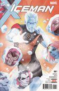 Iceman (2017 Marvel) 1A