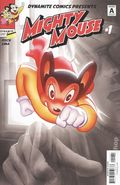 Mighty Mouse (2017 Dynamite) 1H