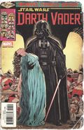 Star Wars Darth Vader (2017 Marvel 2nd Series) 1B