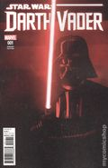 Star Wars Darth Vader (2017 Marvel 2nd Series) 1E