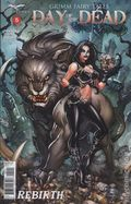 Grimm Fairy Tales Day of the Dead (2017 Zenescope) 5A
