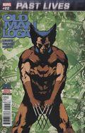 Old Man Logan (2016 Marvel) 22D