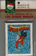 Santa's World The Origin of Spider-Woman HC (1981 Marvel) 1-1ST